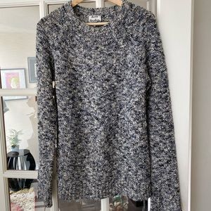 ACNE MELANGE SWEATER